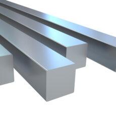 Inox vuông đặc - Stainless steel square bar